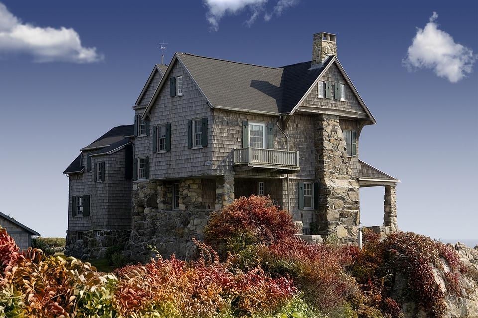 duży dom